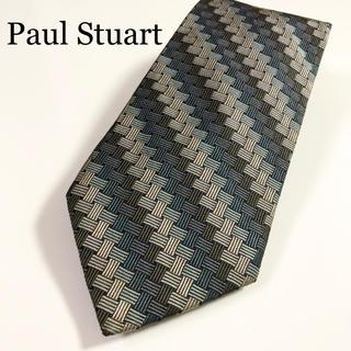 ポールスチュアート(Paul Stuart)の★美品★ Paul Stuart イギリス製 ポールスチュアート(ネクタイ)