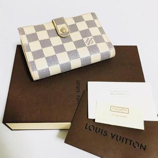 ルイヴィトン(LOUIS VUITTON)の294❤️超美品❤️最新❤️ルイヴィトン❤️がま口 財布❤️正規品鑑定済み❤️(財布)