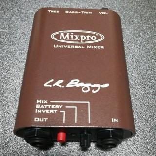 L.R. Baggs  MIXPRO アコースティックギター プリアンプ(アコースティックギター)