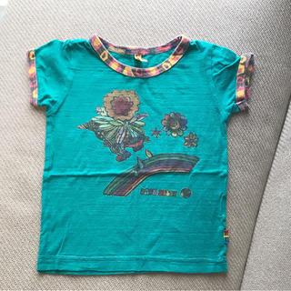 バックアレイ(BACK ALLEY)のブーフーウー☆BACKALLEY Tシャツ 100(Tシャツ/カットソー)