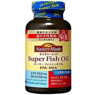 ネイチャーメイド スーパーフィッシュオイル(EPA/DHA) 90粒   (その他)