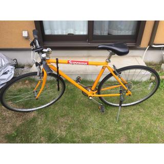 クロスバイク 本体(自転車本体)