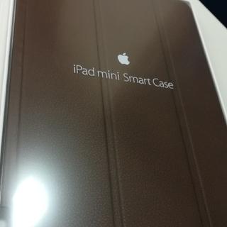 アップル(Apple)のipad mini smart case apple 純正ケース(iPadケース)