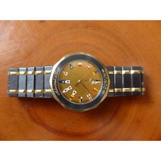 コルム(CORUM)の コルム アドミラルズカップ ガンブルー メンズ(腕時計(アナログ))
