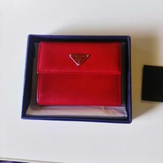 プラダ(PRADA)の美品 PRADA 財布(財布)
