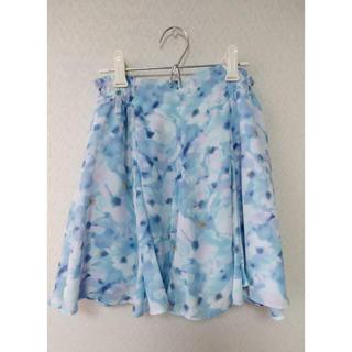 ジーユー(GU)の子ども用150cmのスカート(スカート)