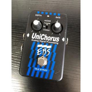 EBS  UniChorus(ベースエフェクター)