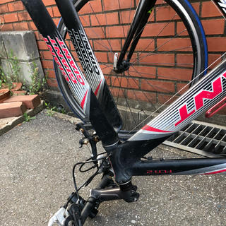 ジャイアント(Giant)のgiantのクロスバイク(自転車本体)
