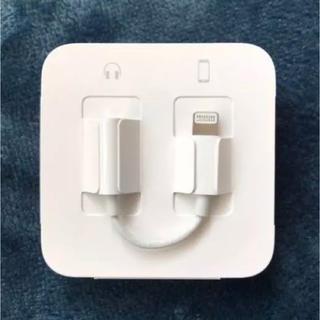 アップル(Apple)のiPhone7の変更アダプター(ストラップ/イヤホンジャック)