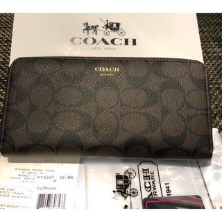 コーチ(COACH)の数量限定セール中✨コーチ 長財布 COACH 即購入可❣️箱付き 未使用新品(長財布)