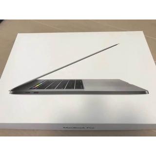アップル(Apple)のMacBookPro2017(15-inch)/i7/16G/256GB(ノートPC)