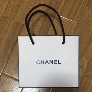 シャネル(CHANEL)の美品★CHANEL ミニショッパー(ショップ袋)