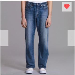 GU - GU KJ キムジョーンズ  レギュラーストレートジーンズ メンズ Sサイズ
