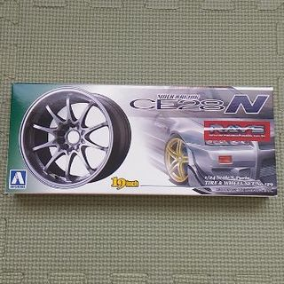 1/24 ボルク CE28N 19インチ(模型/プラモデル)