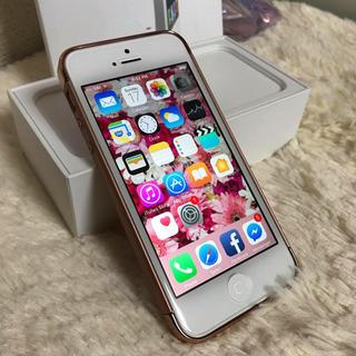 アップル(Apple)のIphone 5(iPhoneケース)
