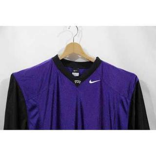 ナイキ(NIKE)のUS古着 Nike ナイキ フットボールTシャツ XXL Me-462(ジャージ)
