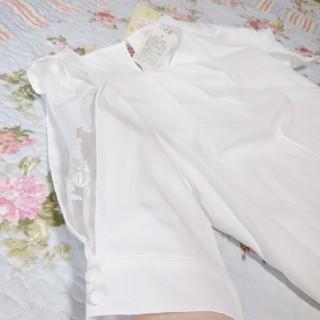 シマムラ(しまむら)の♡サエコさん風 ブラウス♡(シャツ/ブラウス(半袖/袖なし))