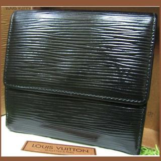 ルイヴィトン(LOUIS VUITTON)のルイ・ヴィトン エピ 折り財布(折り財布)