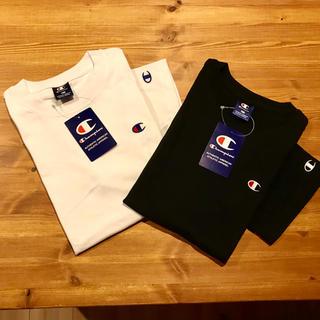 チャンピオン(Champion)の新品 送料無料 チャンピオン シンプル ロゴ Tシャツ 160 champion(Tシャツ(半袖/袖なし))