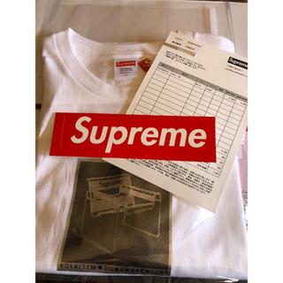 シュプリーム(Supreme)のsupremeTシャツ新品未使用(Tシャツ/カットソー(半袖/袖なし))