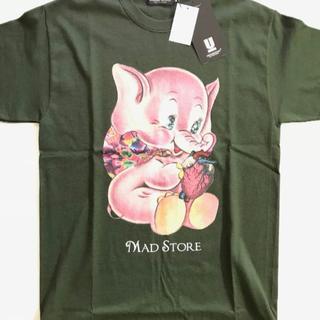 アンダーカバー(UNDERCOVER)のUNDERCOVER / MAD ELEPHANT TEE / M(Tシャツ/カットソー(半袖/袖なし))