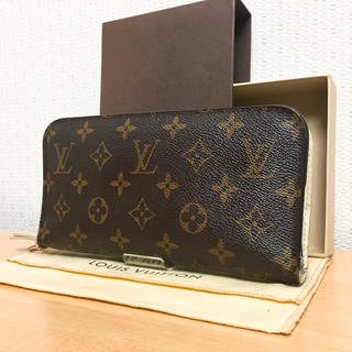 ルイヴィトン(LOUIS VUITTON)の正規品✨ルイ ヴィトン 財布 ポルトフォイユ・アンソリット モノグラム(財布)