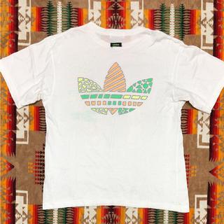 アディダス(adidas)の90s  ヴィンテージ adidas アディダス ビッグロゴ Tシャツ(Tシャツ/カットソー(半袖/袖なし))