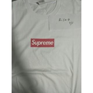 シュプリーム(Supreme)のSize:M  Sup box logo 20th tシャツ(Tシャツ/カットソー(半袖/袖なし))