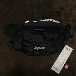 シュプリーム(Supreme)のsupreme 17ss waist bag ウエストバッグ(ウエストポーチ)