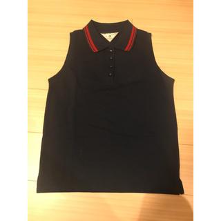 ノースリーブポロシャツ(ポロシャツ)