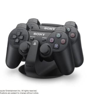 プレイステーション3(PlayStation3)のプレステ3 コントローラー2個 充電スタンド(その他)