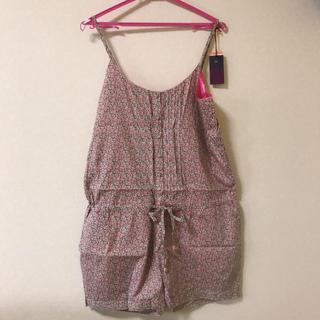 アイズビットガーディアン(ISBIT GUARDIAN)の サロペットliberty art fabrics (サロペット/オーバーオール)