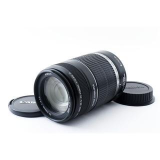 キヤノン(Canon)の★手振れ補正搭載望遠レンズ★キャノン EF-S 55-250mm IS(レンズ(ズーム))