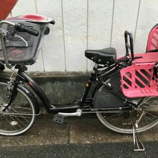 ブリヂストン 3人乗り非電動自転車(自転車本体)