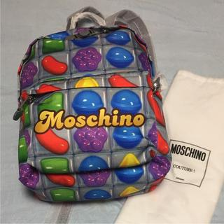 モスキーノ(MOSCHINO)のモスキーノ リュック バックパック(リュック/バックパック)