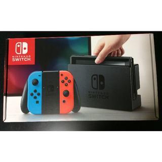Nintendo Switch - ニンテンドースイッチ 本体 ネオン 動作確認済み 保証あり