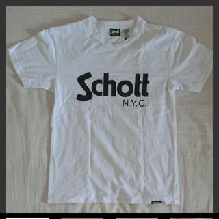 ショット(schott)のSchott Tシャツ(Tシャツ/カットソー(半袖/袖なし))