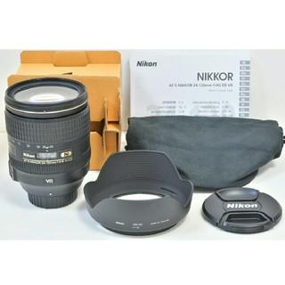 ニコン(Nikon)のNikon AF-S 24-120mm f/4G ED VR(レンズ(ズーム))