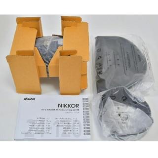 ニコン(Nikon)の新品 Nikon AF-S 24-120mm f/4G ED VR(レンズ(ズーム))