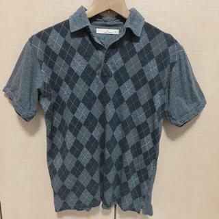 グローバルワーク(GLOBAL WORK)のグローバルワークのポロシャツ!アーガイル柄がおしゃれです!(ポロシャツ)