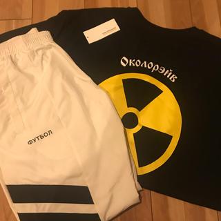 シュプリーム(Supreme)のGOSHA RUBCHINSKIY 18ss Tシャツ mサイズ(Tシャツ/カットソー(半袖/袖なし))