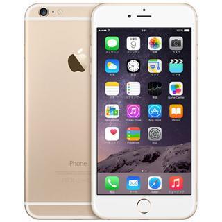 アップル(Apple)のdcm○iPhone6 64GB 新品交換品 A178-076(スマートフォン本体)
