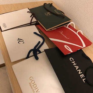 シャネル(CHANEL)のブランド  ショップ袋(ショップ袋)