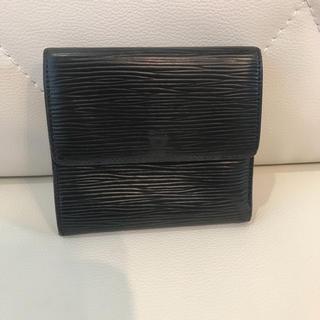 ルイヴィトン(LOUIS VUITTON)のルイヴィトン エピ 折り財布(折り財布)