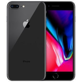 アップル(Apple)のau iPhone8Plus 256GB 新品交換品 A063-710(スマートフォン本体)