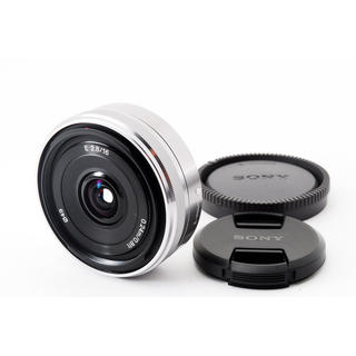 ソニー(SONY)の☆大人気単焦点レンズ☆ソニー E 16mm F2.8 ミラーレス専用(レンズ(ズーム))
