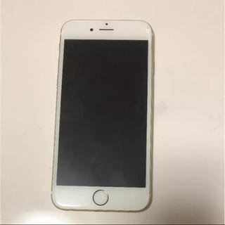 アップル(Apple)のiPhone6s ゴールド docomo(スマートフォン本体)