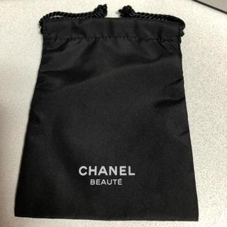 シャネル(CHANEL)のシャネル 巾着 新品(ポーチ)
