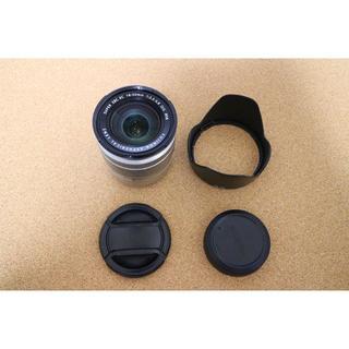 フジフイルム(富士フイルム)のFUJIFILM XC 16-50mm F3.5-5.6 OIS シルバー(レンズ(ズーム))