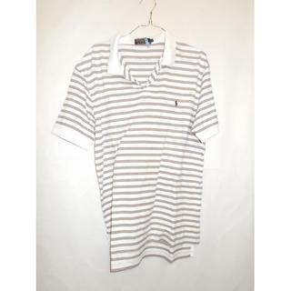 ポロラルフローレン(POLO RALPH LAUREN)のポロラルフローレン レディース ポロシャツ ホワイト(ポロシャツ)